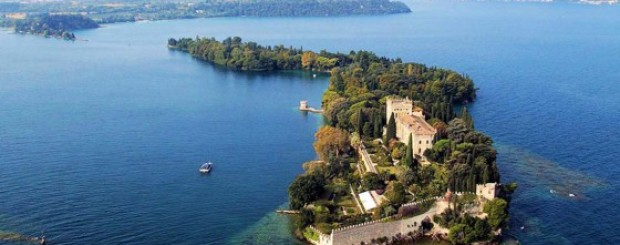 gem on water lake garda italy - rareitaly