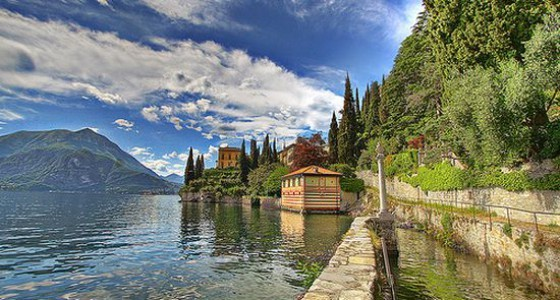 romantic lake como italy - rareitaly