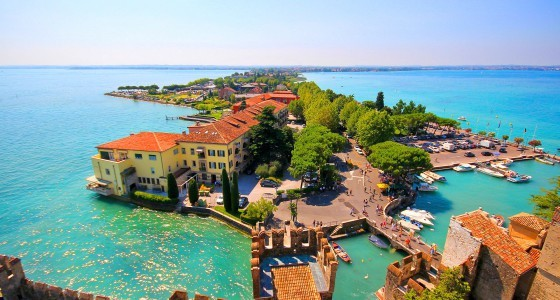 three regions around lake garda italy - rareitaly