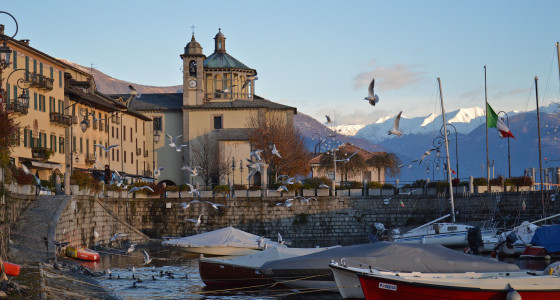 travel around lake maggiore italy - rareitaly